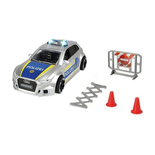 Dickie Toys Spielzeug-Auto »Audi RS3 Police«