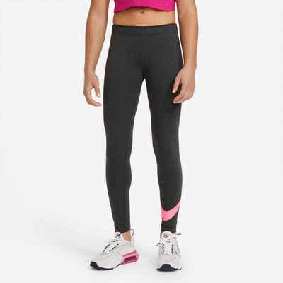 Nike Sportswear Funktionstights »GIRLS NIKE SPORTSWEAR FAVORITES SWOOSH TIGHT«