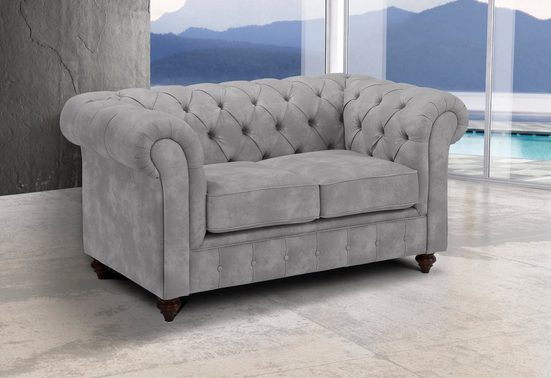 Premium collection by Home affaire 2-Sitzer »Chesterfield«
