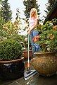Reinigungsbürste »05562-20«, GARDENA, für robuste Oberflächen, 27 cm Arbeitsbreite, Bild 3