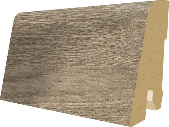 EGGER Sockelleiste »L417 - Nord Eiche sandbeige«, L: 240 cm, H: 6 cm