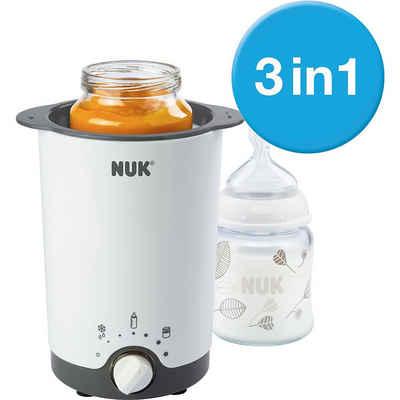 NUK Babyflasche »Flaschenwärmer Thermo 3in1«