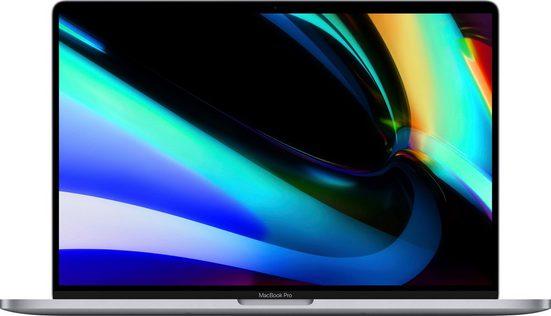 "Apple MacBook Pro 16"" Retina »40,6 cm (16) Intel Core, SSD, DDR4 SDRAM«"