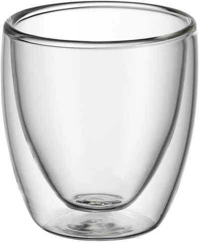 WMF Gläser-Set »Kult«, Glas, wärmeisolierend, 6-teilig