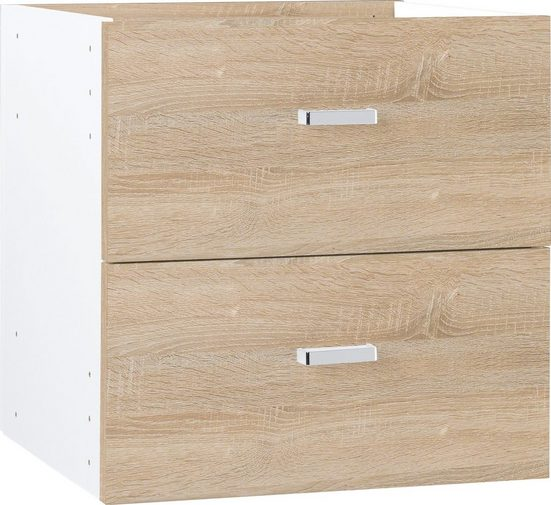 HMW Collection Schubkasten »Space«, Breite 35 cm (2 Stck)