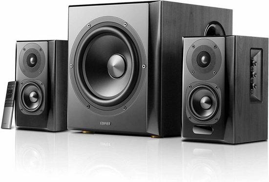 Edifier® Aktivboxen S351DB 2.1 Bluetooth Regal-Lautsprecher