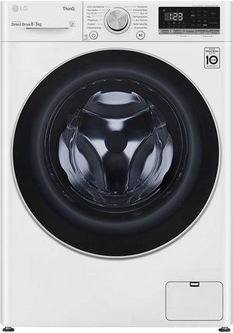 LG Skalbimo mašina-džiovyklė F14WD85TN 8 ...