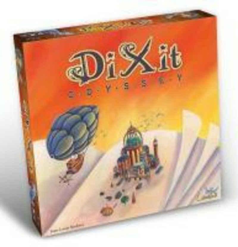Asmodee Spiel, »Dixit - Odyssey«