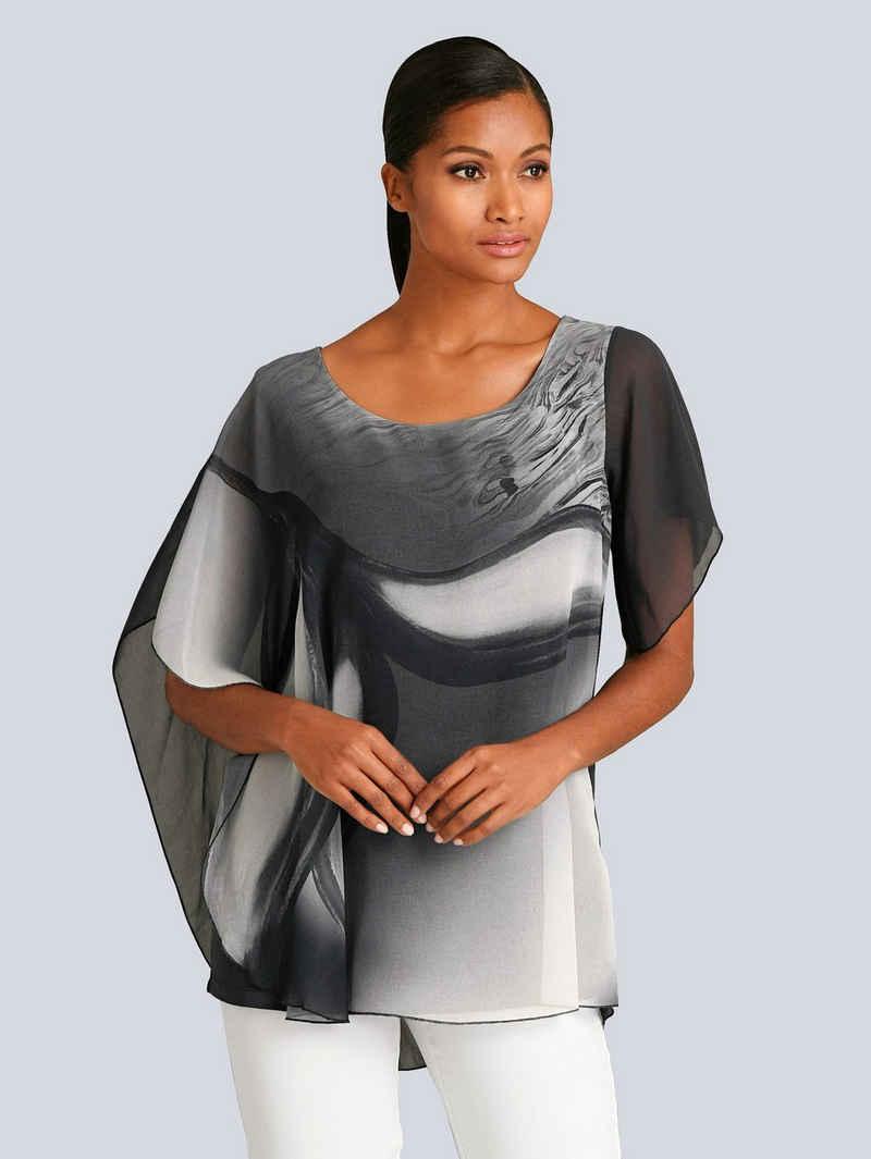 Alba Moda Print-Shirt mit tollem Print