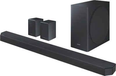 Samsung HW-Q950T 9.1.4 Soundbar (Bluetooth, WLAN, 546 W)