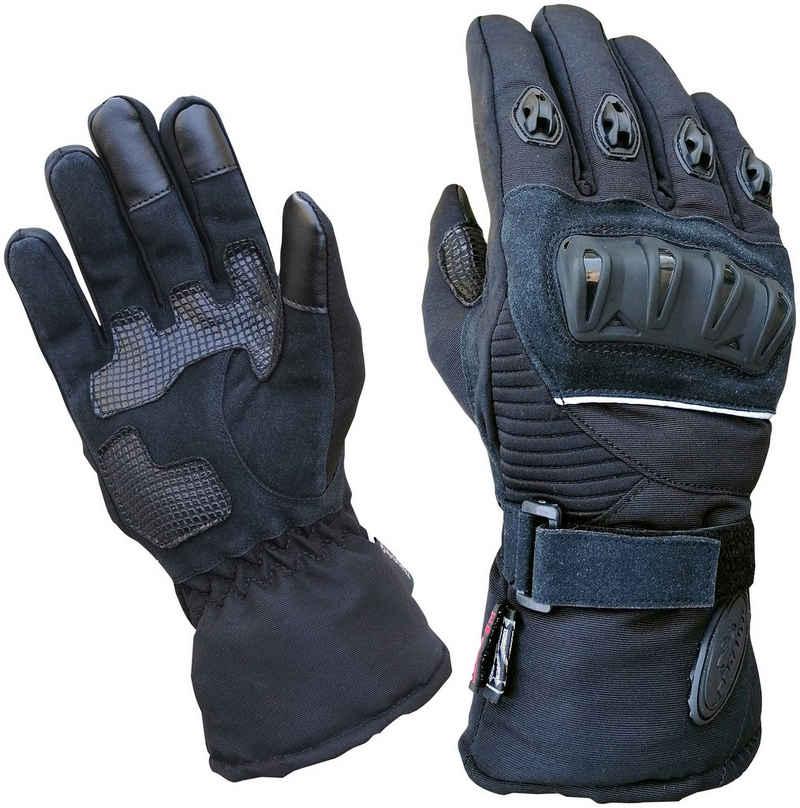 PROANTI Motorradhandschuhe speziell für Regenwetter und den Winter