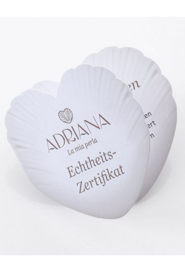Adriana Collier »07669-4020-001  07669-4020-004«  mit Süßwasserzuchtperle  Made in Germanny