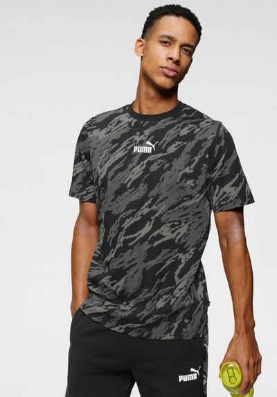 PUMA T-Shirt »Graphic AOP«