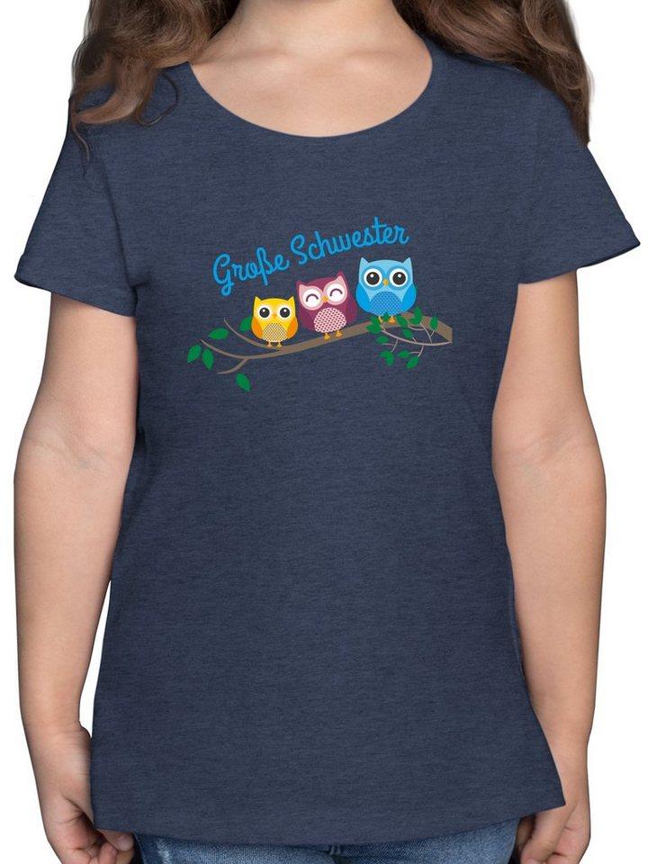 T-Shirt Große Schwester