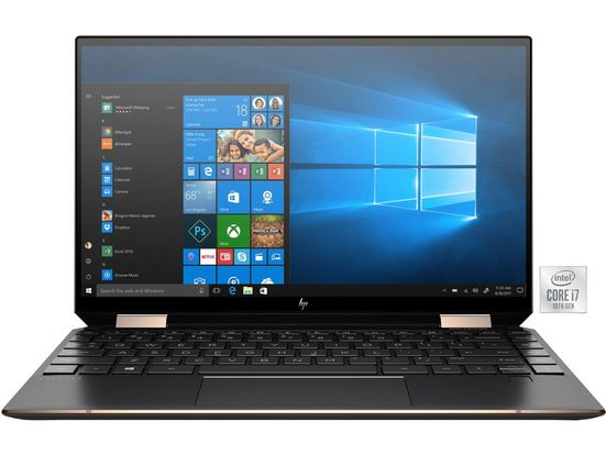 HP Spectre x360 Convertible 13-aw0275ng Convertible Notebook (33,8 cm/13,3 Zoll, Intel Core i7, Iris Plus Graphics, 0 GB HDD, 512 GB SSD, 33,8 cm (13,3) Intel Core i7, 512 GB, 8 GB)