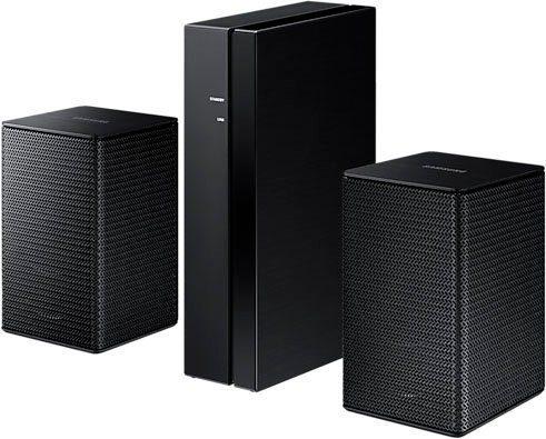 Samsung Wireless Rear Speaker Kit SWA-8500S ein Paar Surround-Lautsprecher (WLAN, kabellos)