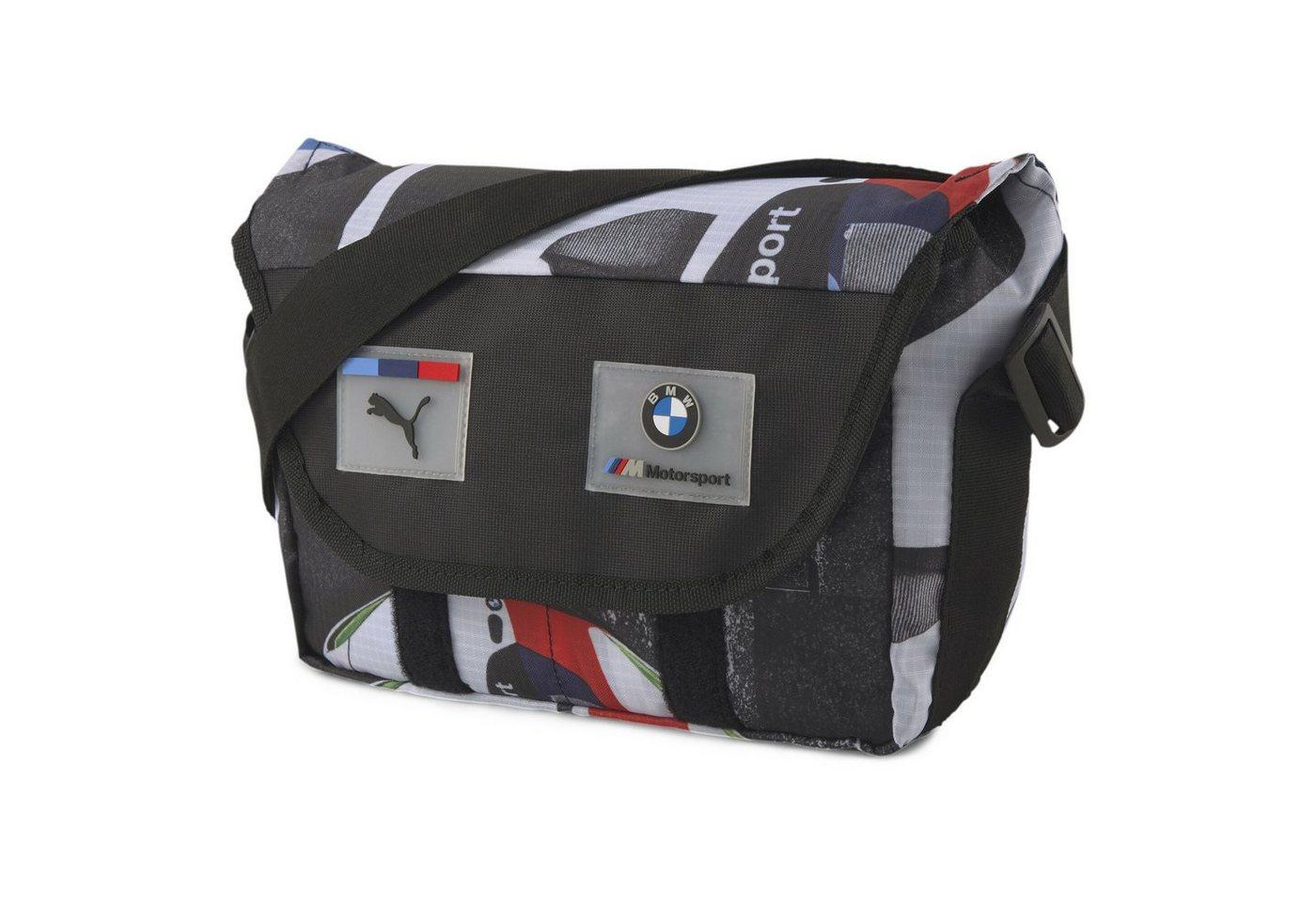 puma -  Shopper »BMW M Motorsport Street Mini Kuriertasche«