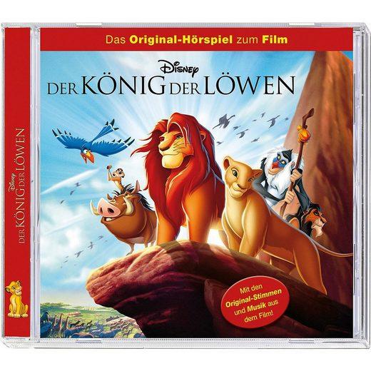 Kiddinx Hörspiel »CD Der König der Löwen«