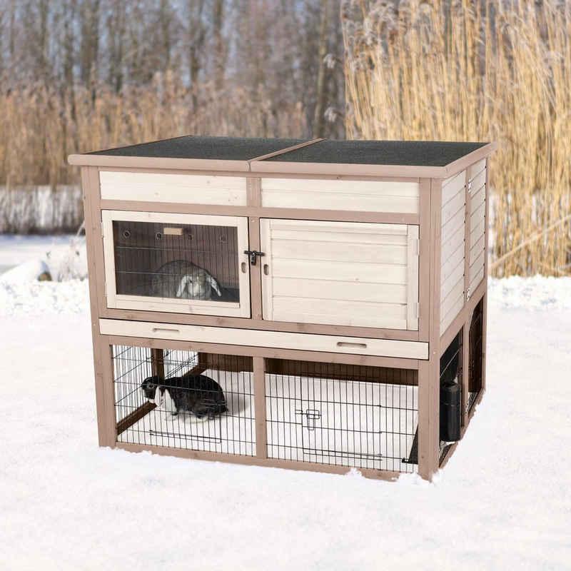 TRIXIE Kleintierstall »Natura isoliert XL Wärmedämmung«