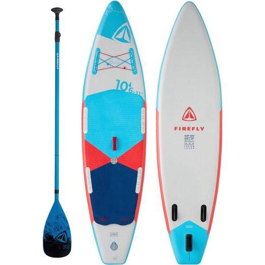 FIREFLY SUP-Board »iSUP 500 I + Fiberglas Paddel«