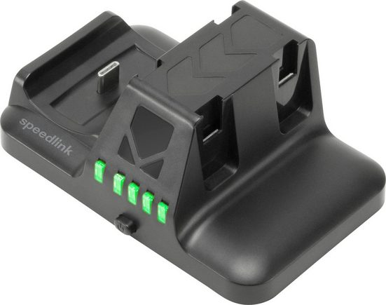 Speedlink »QUAD Multi-Charger - for Nintendo Switch« Controller-Ladestation