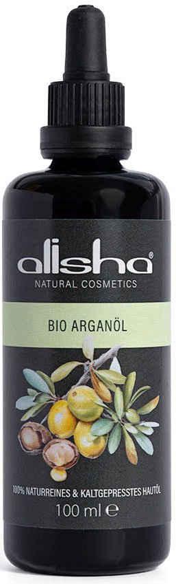 alisha Körperöl »BIO ARGANÖL«