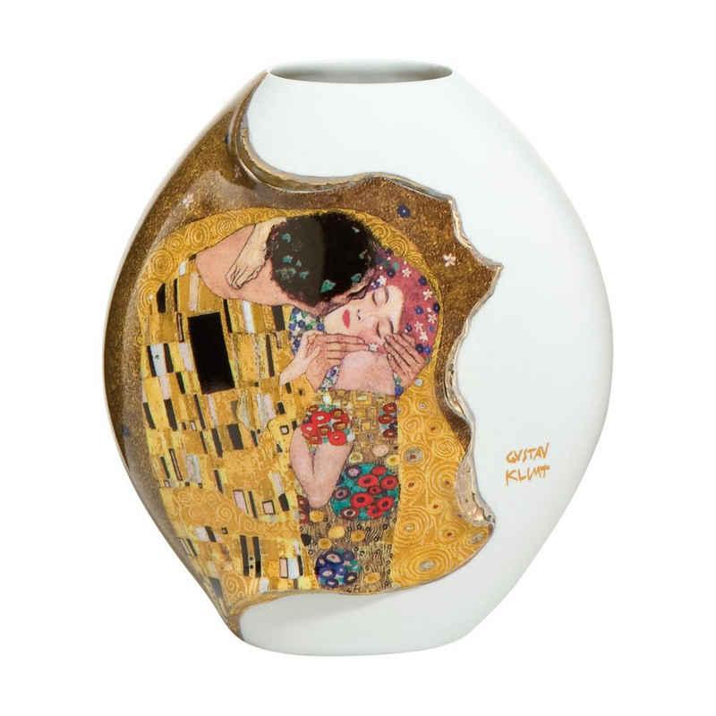 Goebel Dekovase »Artis Orbis Der Kuss Gustav Klimt 66500401«