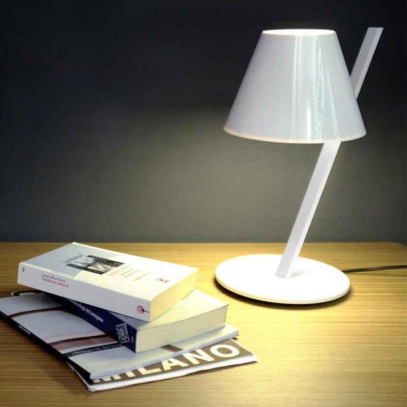 Artemide Tischleuchte »Tischleuchte La Petite in Weiß E14«, Tischleuchte, Nachttischlampe, Tischlampe