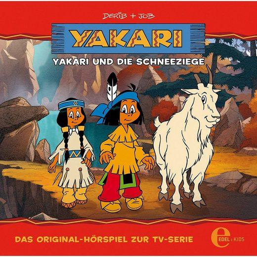 Edel Hörspiel »CD Yakari - Yakari und die Schneeziege«
