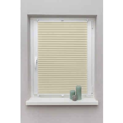 Plissee »ohne Bohren Faltstore Fensterrollo Jalousie Faltrollo Plisee Klemmfix«, i@home