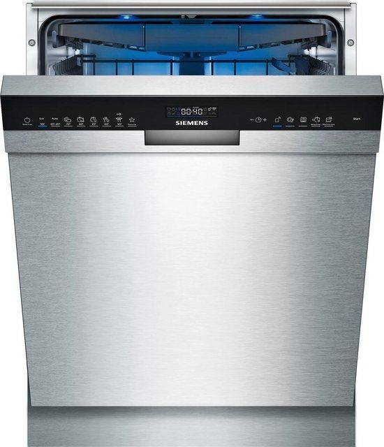 Küchengroßgeräte - SIEMENS Unterbaugeschirrspüler iQ500, SN45ZS49CE, 9,5 l, 14 Maßgedecke  - Onlineshop OTTO
