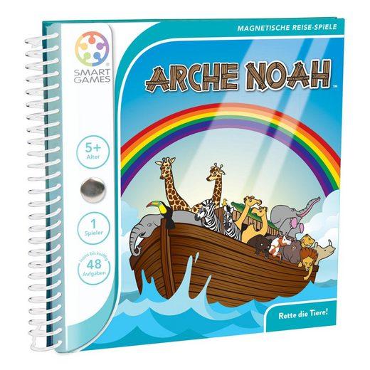 Smart Games Spielesammlung, Reisespiel »Arche Noah«