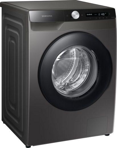 Samsung Waschmaschine WW80T534AAX/S2, 8 kg, 1400 U/min, WiFi SmartControl