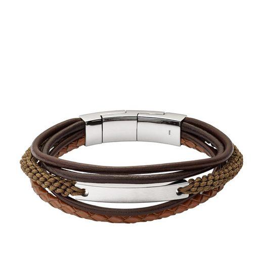 Fossil Armband »Fossil Schmuck;Schmuck;STST«