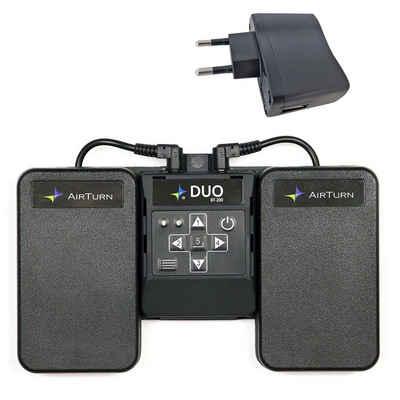 Airturn DJ Controller »AirTurn DUO 200 Bluetooth Fußschalter + Netzteil«