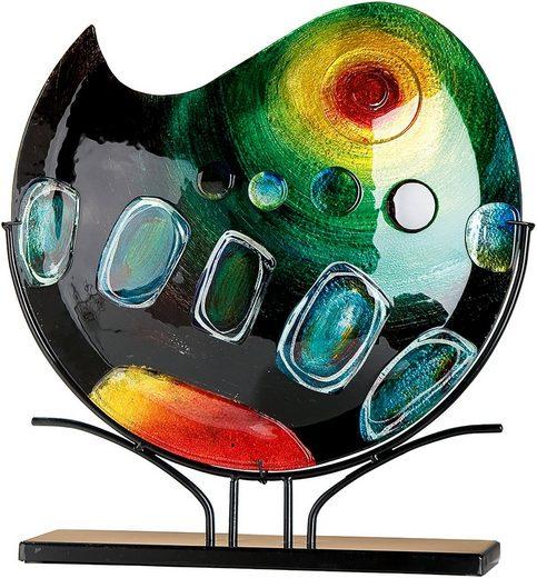 GILDE GLAS art Dekovase »Sunrise«