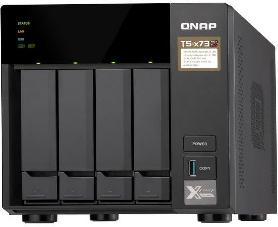 QNAP Turbo NAS TS-473-4G NAS-Server
