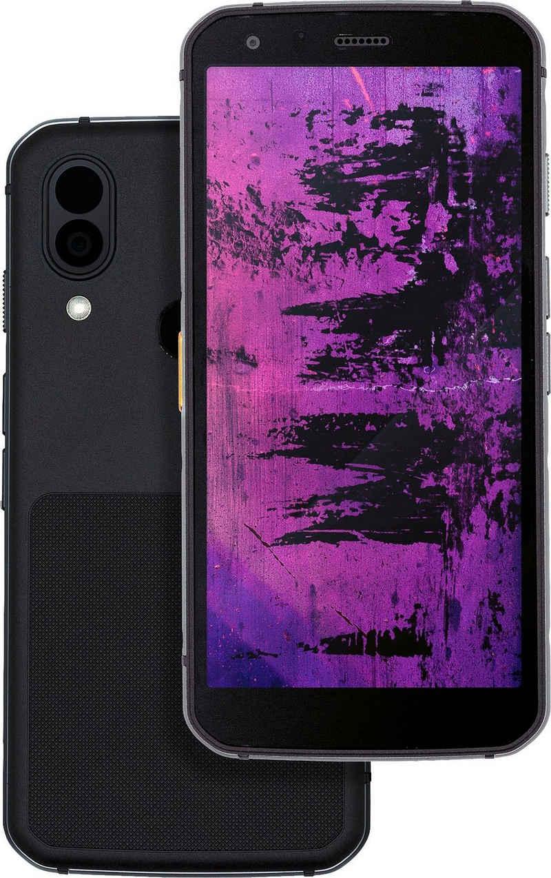 CAT S62 Pro Smartphone (14,48 cm/5,7 Zoll, 128 GB Speicherplatz, 12 MP Kamera)