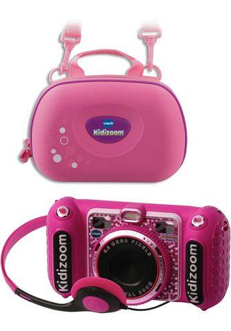 Vtech ® »KidiZoom Duo DX pink« Kinderkamera ...