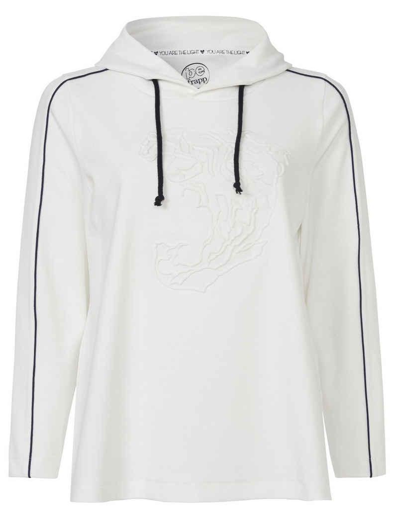 FRAPP Sweatshirt (1-tlg)