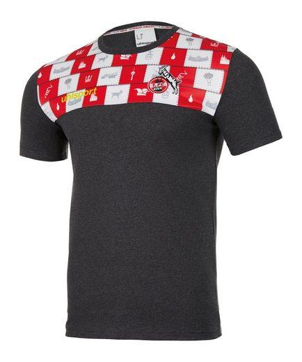 Uhlsport T-Shirt »1. FC Köln Karneval T-Shirt«