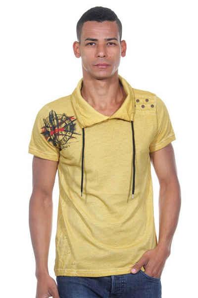 R-NEAL Rundhalsshirt