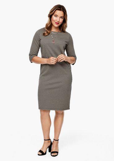 TRIANGLE Minikleid »Kleid kurz«