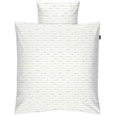 Bettwäsche »Bettwäsche Standard Lullaby, 80 x 80 + 35 x 40 cm«, Alvi®