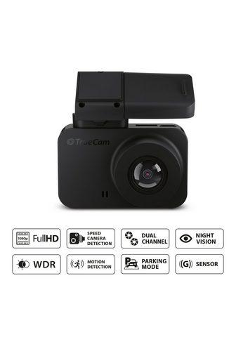 TrueCam »M7 GPS Dual Full HD« Dashcam (mit pra...