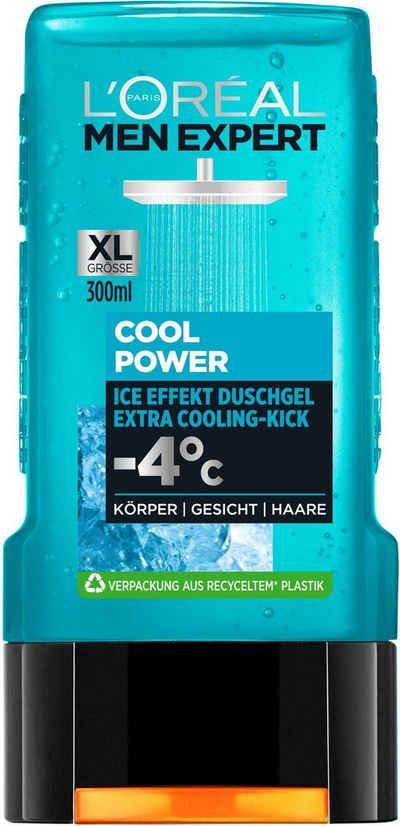 L'ORÉAL PARIS MEN EXPERT Duschgel »Cool Power«, Hair & Body