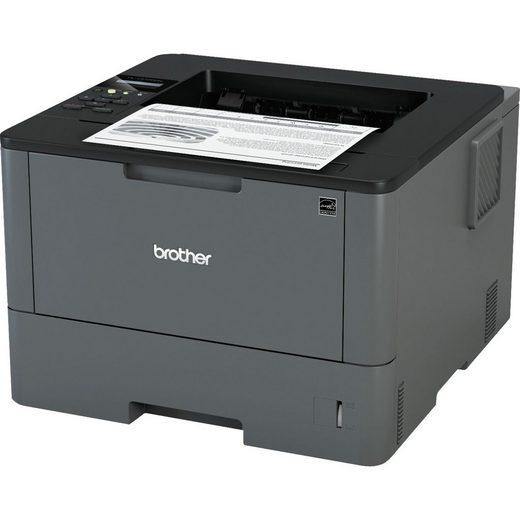 Brother HL-L5100DN, USB/LAN Multifunktionsdrucker