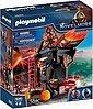 Playmobil® Konstruktions-Spielset »Burnham Raiders Feuerrammbock (70393), Novelmore«, ; Made in Germany, Bild 1