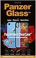 PanzerGlass Handytasche »ClearCase mit Blackframe für iPhone Xr«, Bild 1