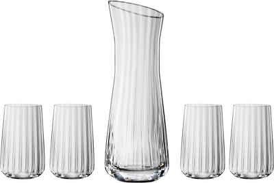 SPIEGELAU Gläser-Set »Life Style«, Kristallglas, 5-teilig
